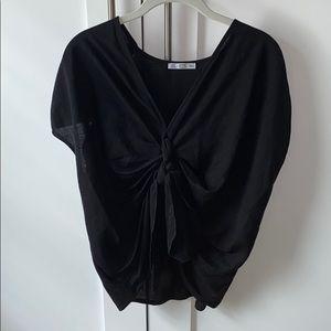 Black top from Zara.